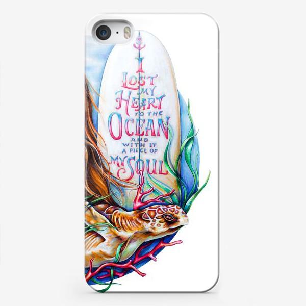 Чехол iPhone «Surfing dream»