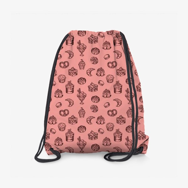 Рюкзак «Сладкий паттерн »