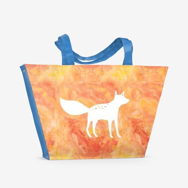 Пляжная сумка «Коллекция Pillow talk: Fox»