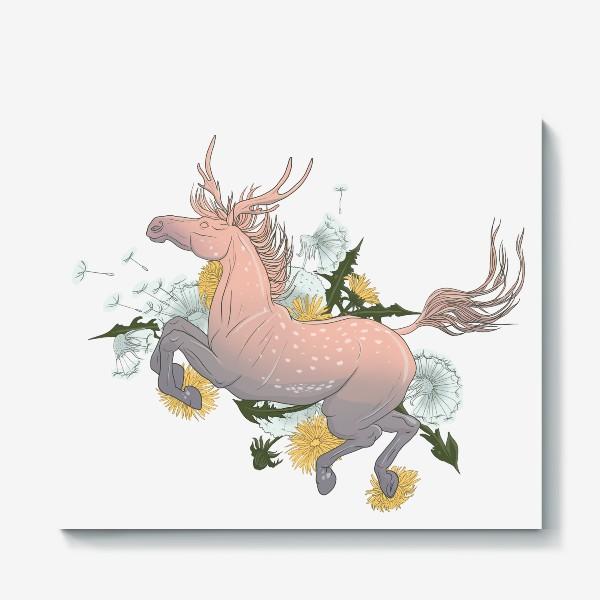 Холст «Spring horse 2»