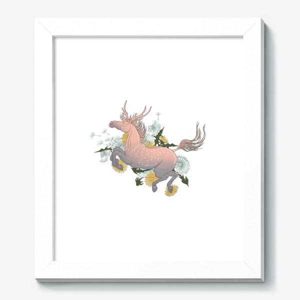Картина «Spring horse 2»