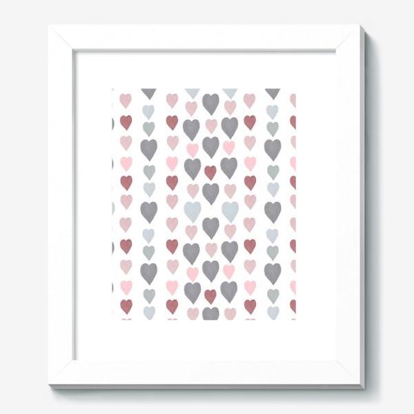 Картина «Сердечная история»