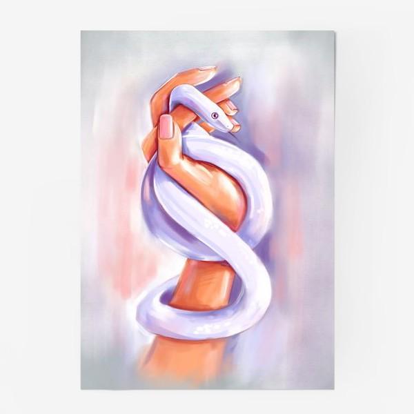 Постер «Змея»