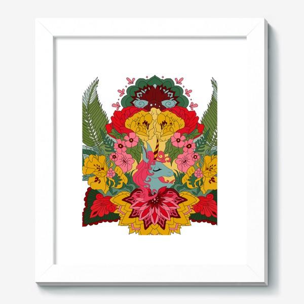Картина «Гавайский единорог»