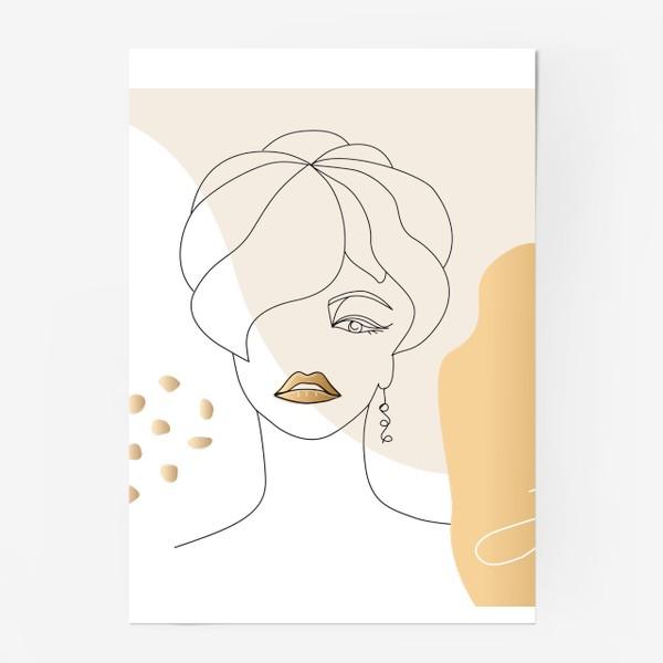 Постер «Gold7»