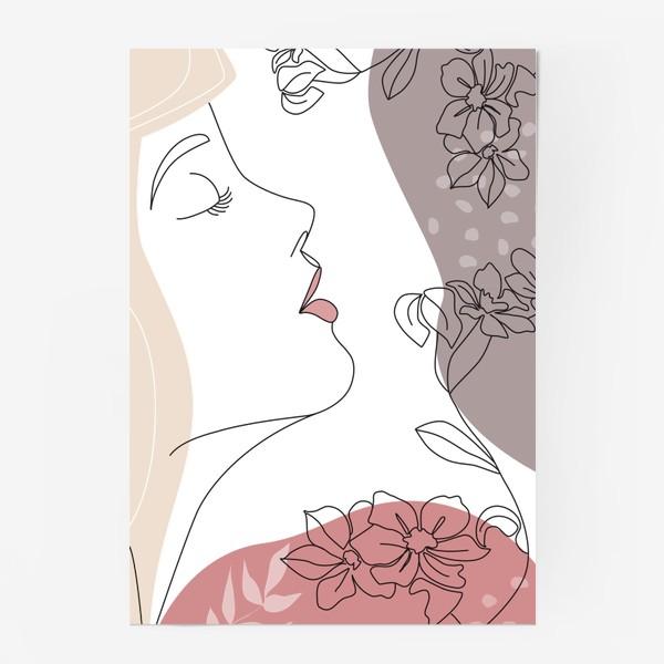 Постер «Flower Girl5»