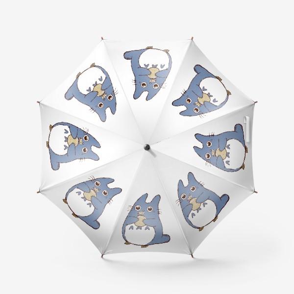 Зонт «Тоторо с мешочком»