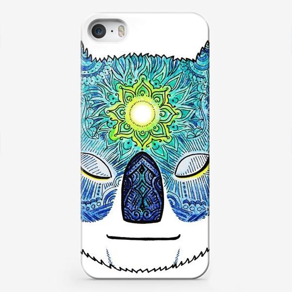 Чехол iPhone «Медитирующая Дудл Коала (Meditator Koala)»