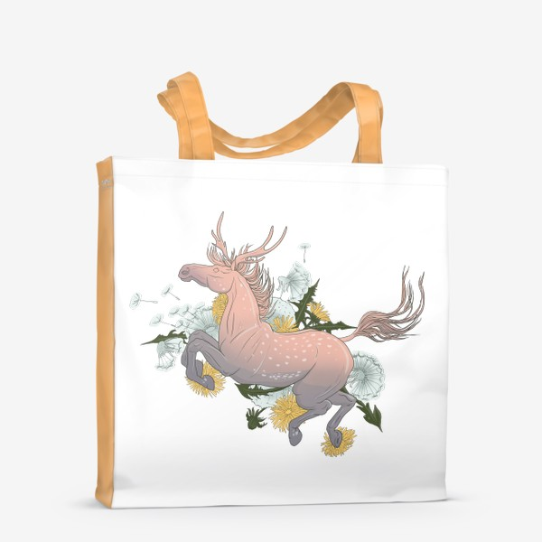 Сумка-шоппер «Spring horse 2»