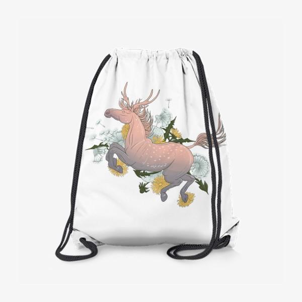 Рюкзак «Spring horse 2»