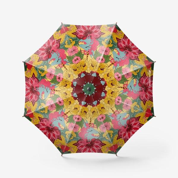 Зонт «Гавайский единорог»