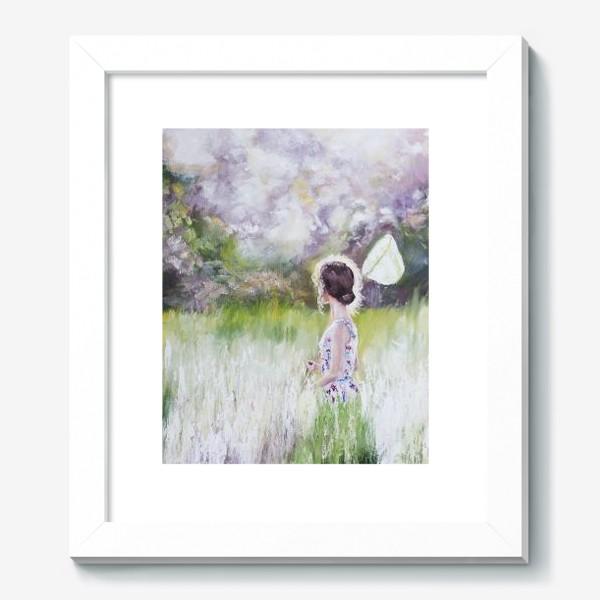 Картина «Летняя прогулка»