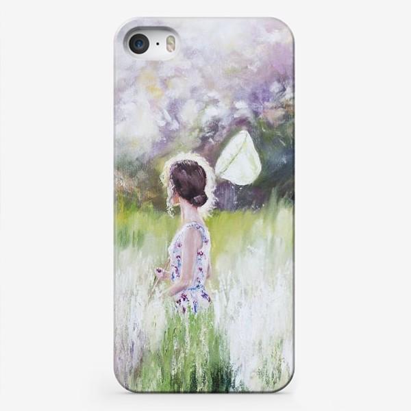 Чехол iPhone «Летняя прогулка»