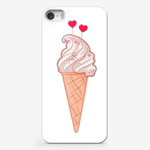 Чехол iPhone «Для двоих»