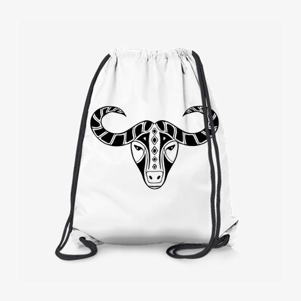Рюкзак «Год быка 2021. Символ Нового года»