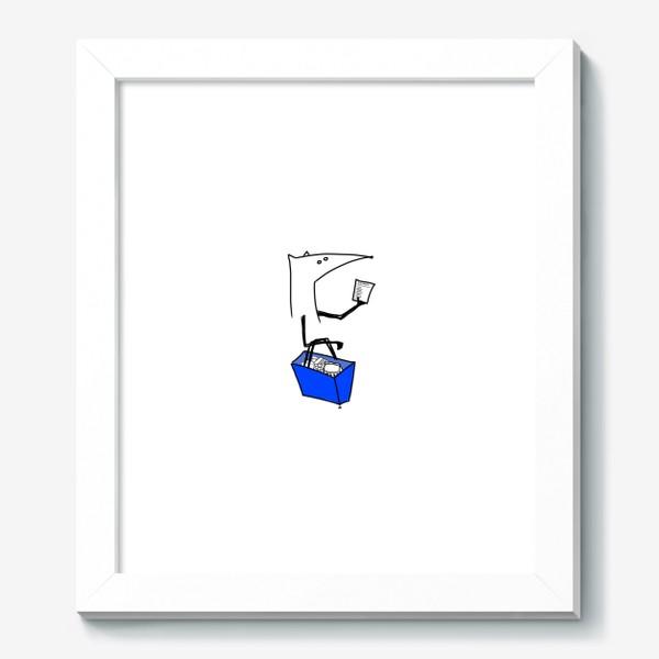 Картина «Лисица-повар. Рецепт колобка»
