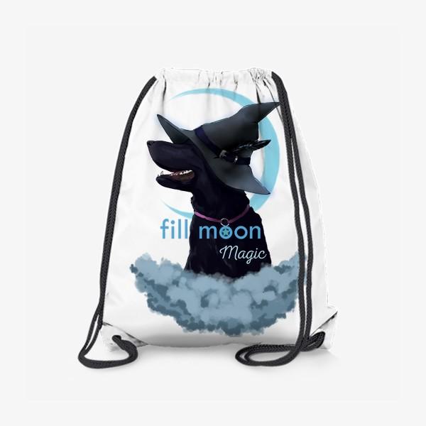 Рюкзак «moon magic»