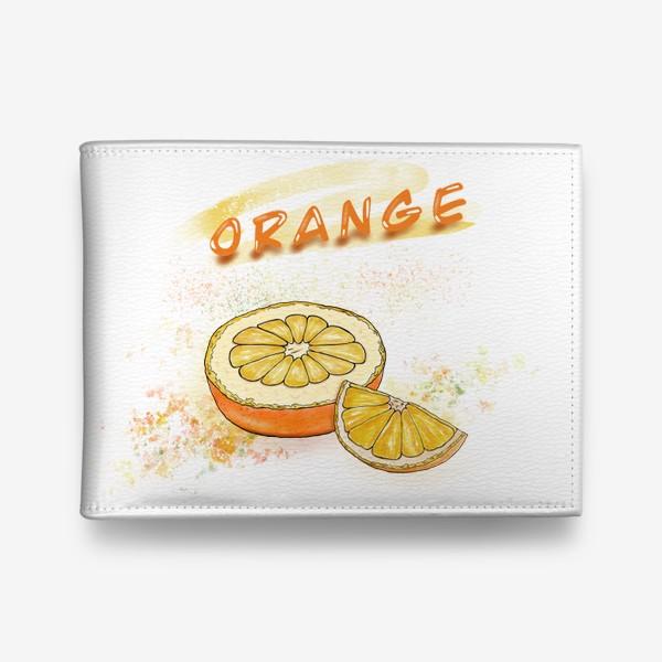 Кошелек «Апельсин»