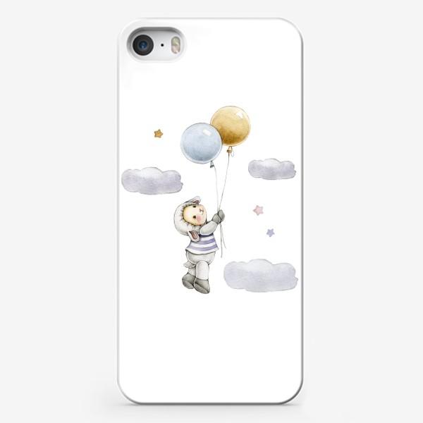 Чехол iPhone «Овечка  в облаках»