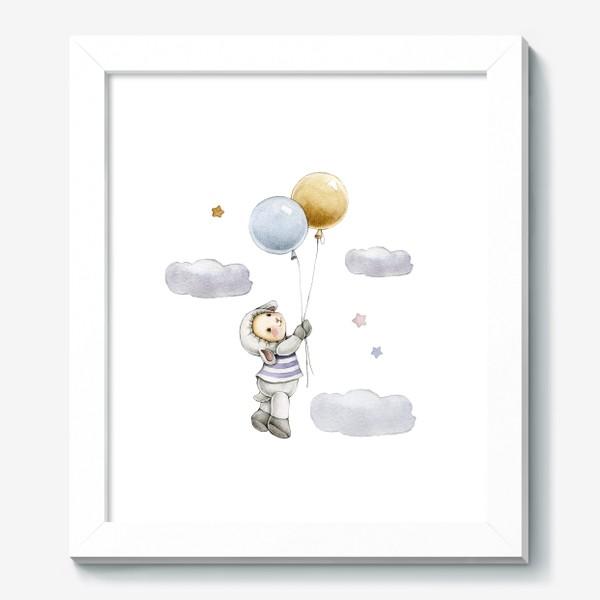 Картина «Овечка  в облаках»