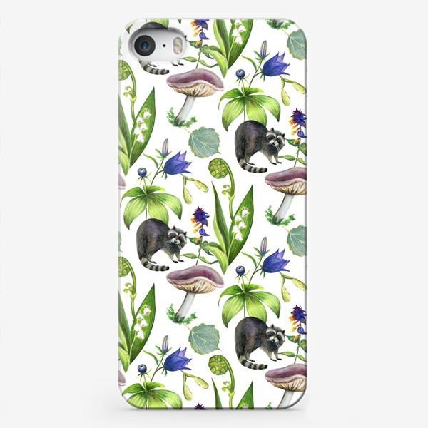 Чехол iPhone «Паттерн Енотик»