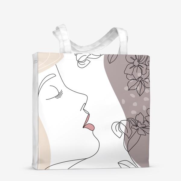 Сумка-шоппер «Flower Girl5»