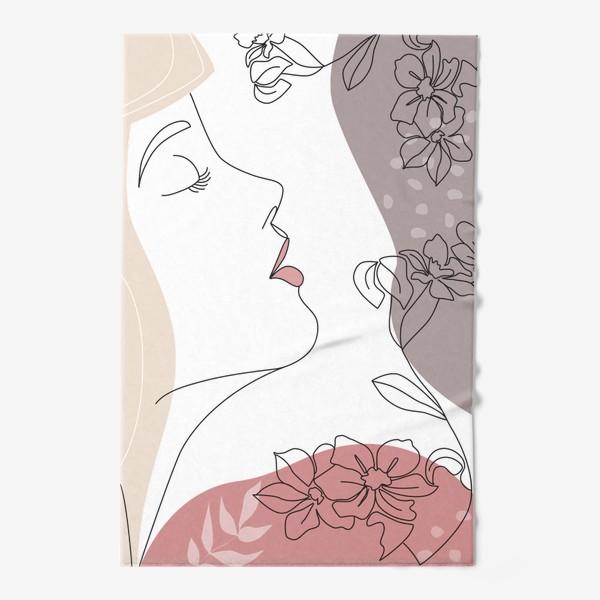 Полотенце «Flower Girl5»