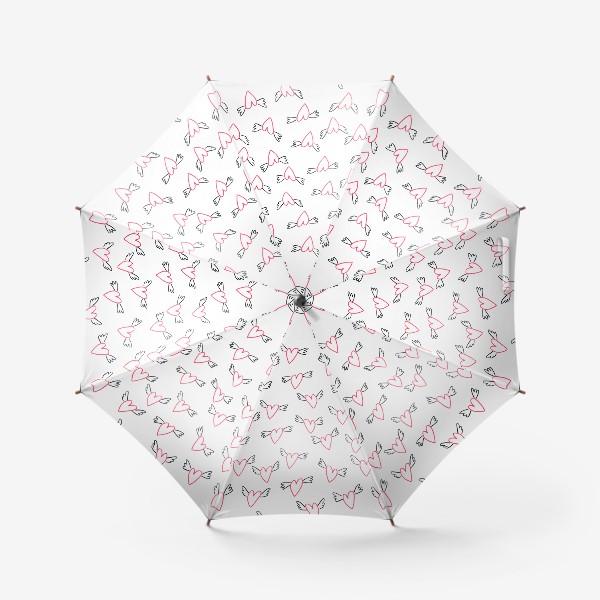 Зонт «fly love»