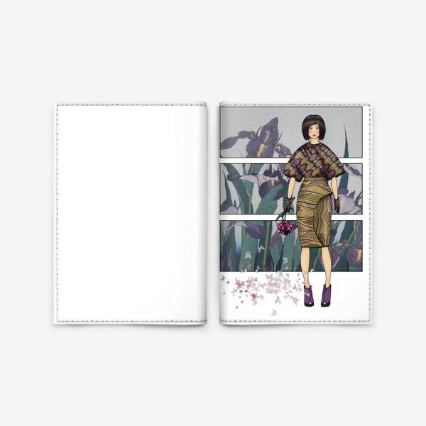 Обложка для паспорта «Япония_1»