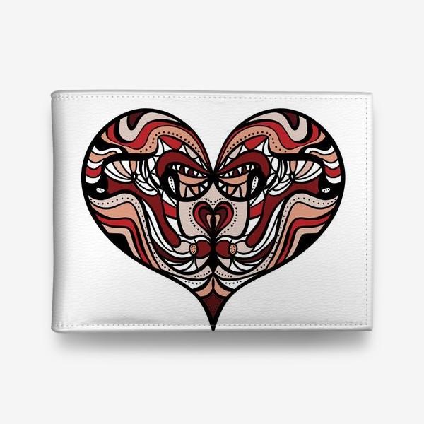Кошелек «Сердце 1»