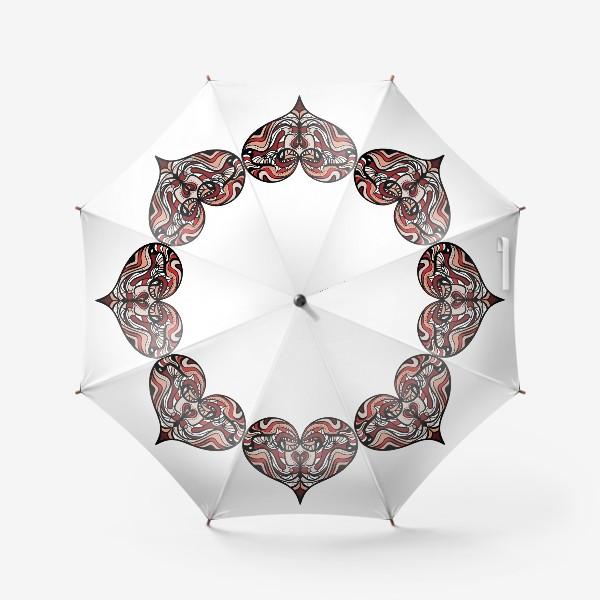 Зонт «Сердце 1»