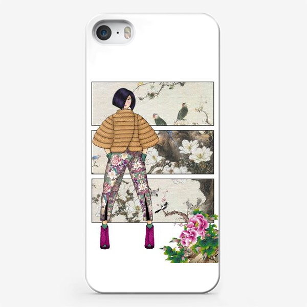 Чехол iPhone «Япония_3»