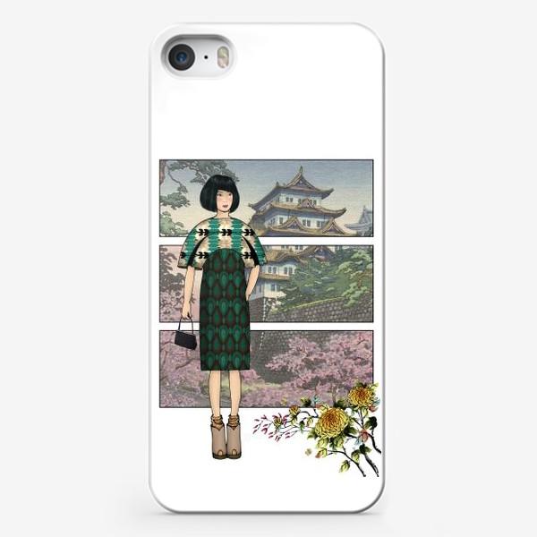 Чехол iPhone «Япония_4»