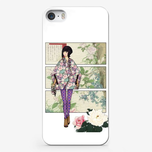 Чехол iPhone «Япония_5»