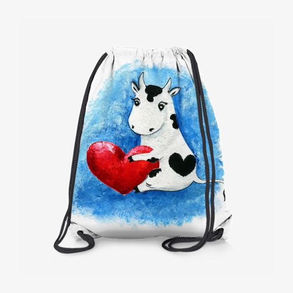 Рюкзак «Корова Валентина»