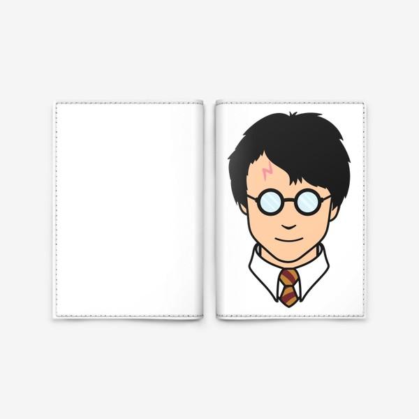 Обложка для паспорта «Harry Potter»