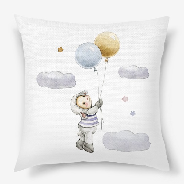 Подушка «Овечка  в облаках»