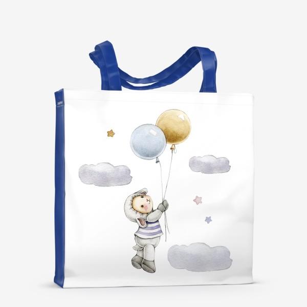Сумка-шоппер «Овечка  в облаках»