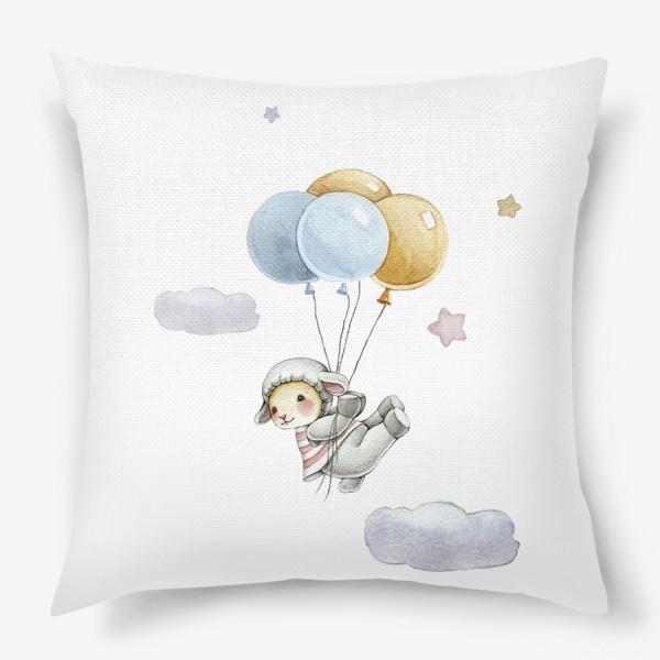 Подушка «Воздушные шарики»