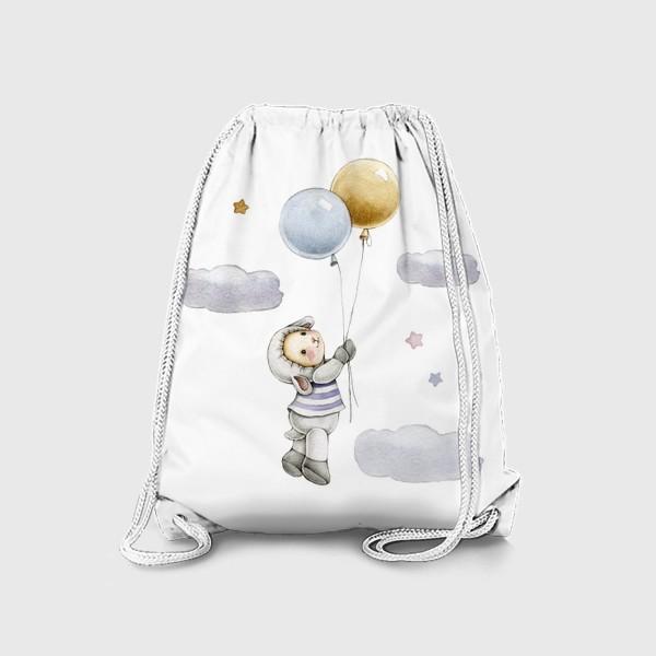 Рюкзак «Овечка  в облаках»