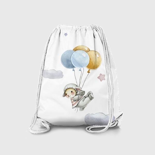 Рюкзак «Воздушные шарики»