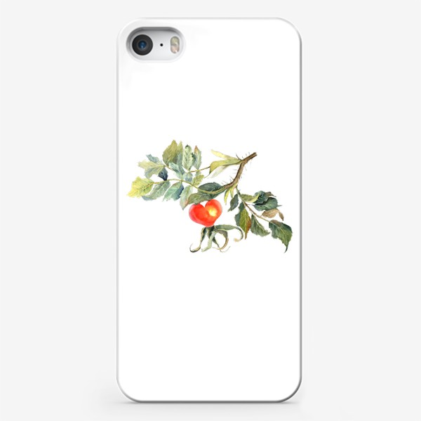 Чехол iPhone «Love you berry much»