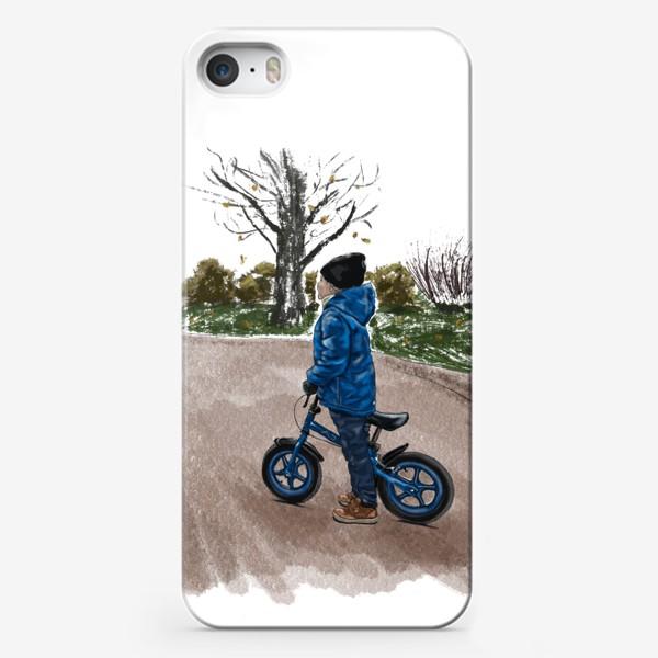 Чехол iPhone «В парке»