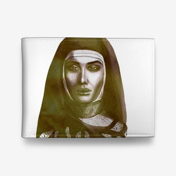 Кошелек «Молодая монахиня. Ретро»