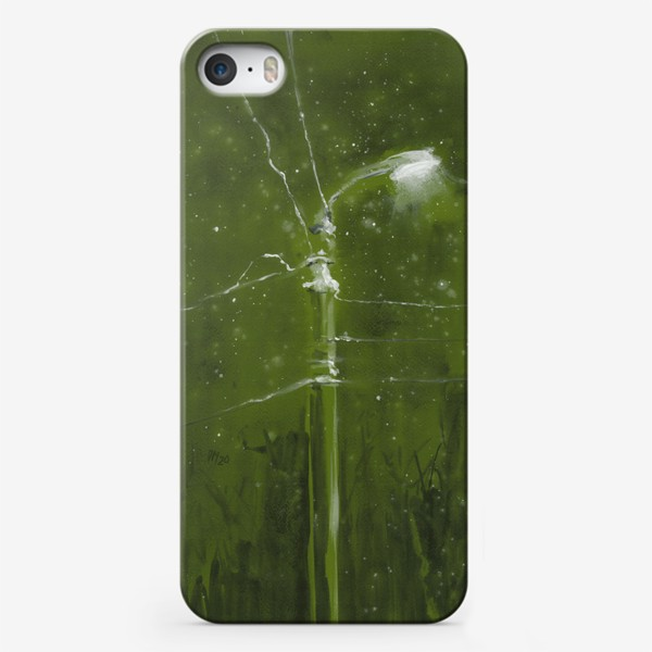 Чехол iPhone «летний фонарь»