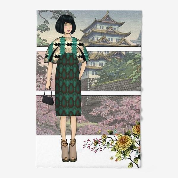 Полотенце «Япония_4»