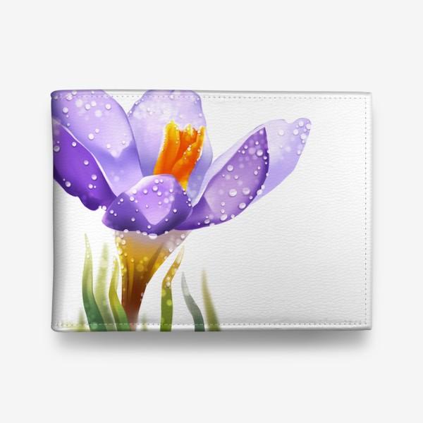 Кошелек «маленький цветок»
