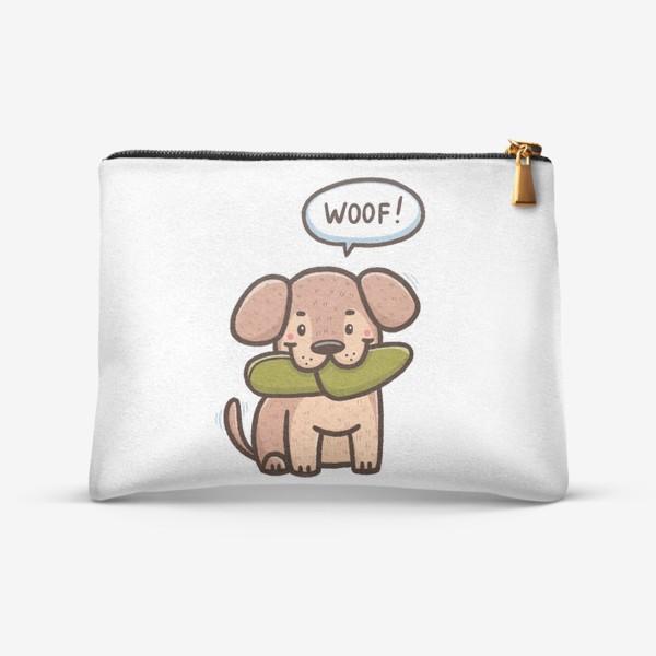 Косметичка «Милый щенок»