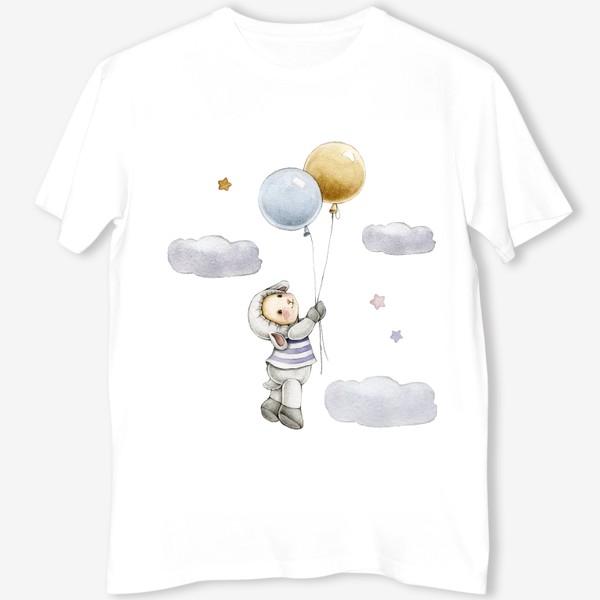 Футболка «Овечка  в облаках»