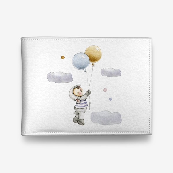 Кошелек «Овечка  в облаках»
